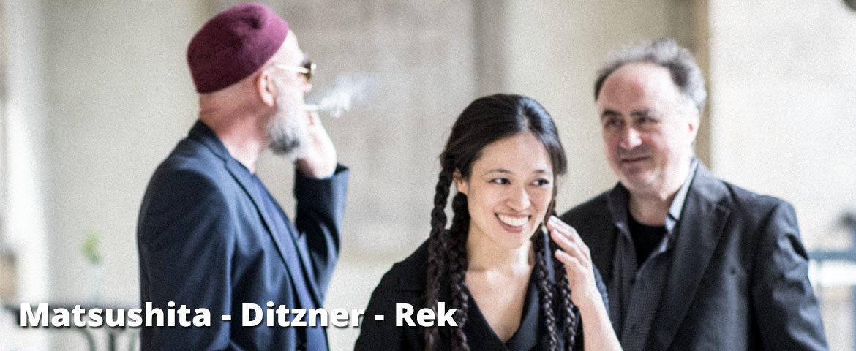 Sachie Matsushita, Rek ,Ditzner - Free