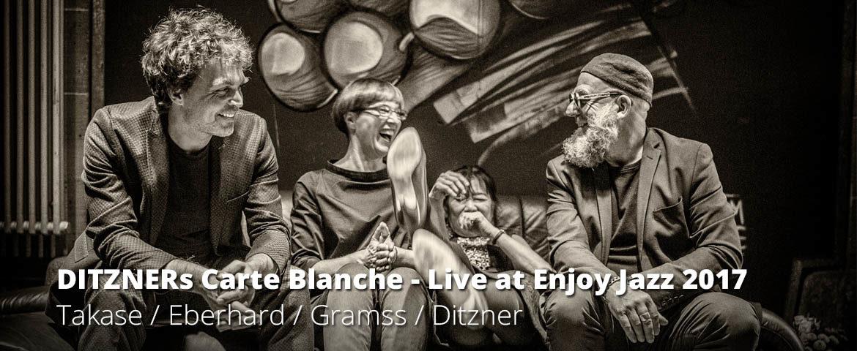 Ditzner Carte Blanche - Takase / Eberhard / Gramss / Ditzner fixcel records