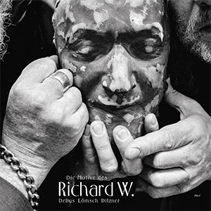 Debus - Lömsch - Ditzner - Die Motive des Richard W. Cover - coloured vinyl