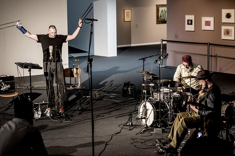 Kirsch / Hein / Ditzner - Live @ Hack - Pressefoto Schindelbeck fixcel records