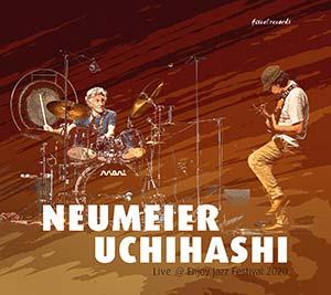 Mani Neumeier + Kazuhisa Uchihashi - Live @ Enjoy Jazz Festival 2020 - Cover